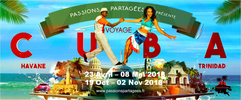 voyages et rencontres à cuba
